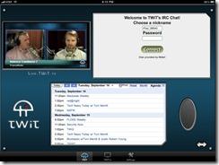 TWiTpad screenshot 1