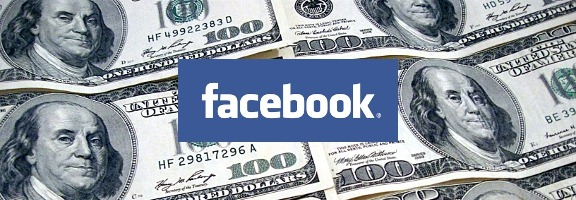facebook domain price
