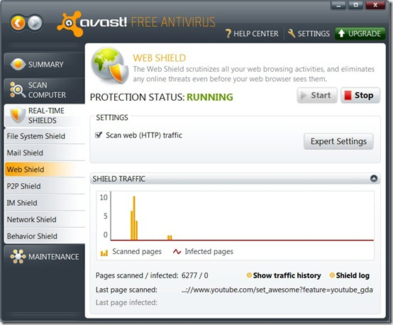 Free Antivirus Software | Avast!