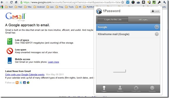 1password login