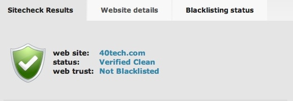 40Tech clean