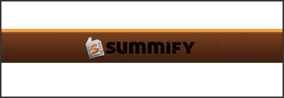 Summify Cuts through the Chatter, Helps You Get The Real Goods From Your Social Streams   40Tech