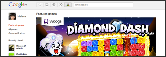 Games in Google Plus are Here – Once Again, Google Seems to Get It | 40Tech