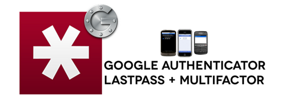 LastPass Google Authenticator two factor authentication
