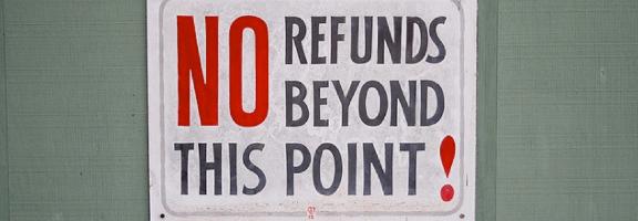 Apple app store refunds