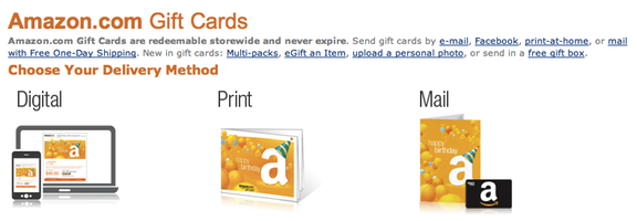 photo about Amazon Printable Gift Card referred to as How toward Employ A number of Credit rating Playing cards for a One Amazon