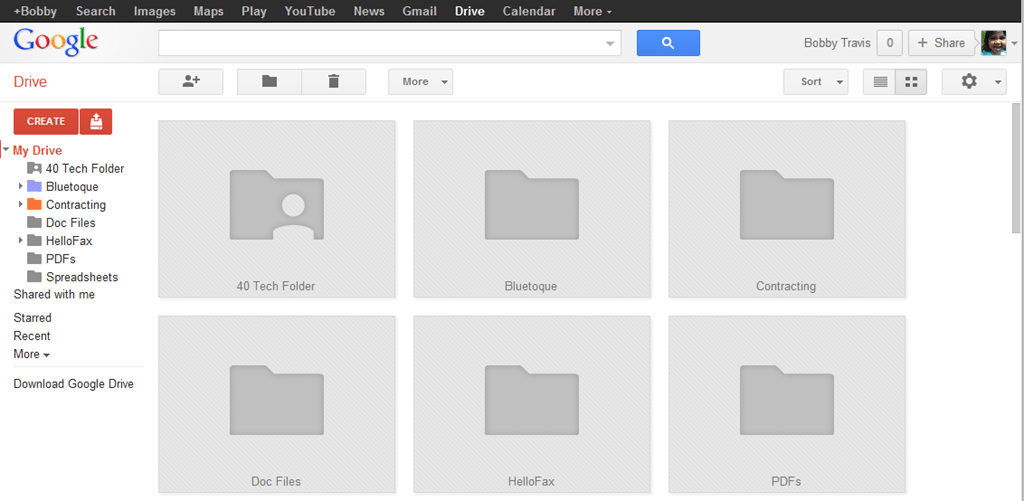 Could Google Drive Be An Evernote Alternative? – 40Tech