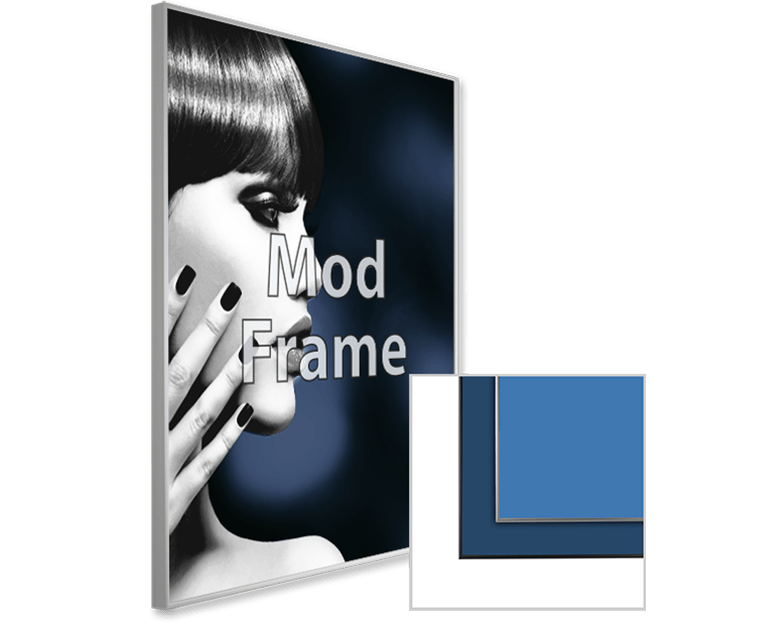 Framed Substrate Print Mod