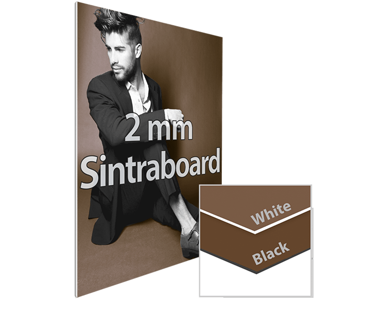 2mm Sintra Board Print