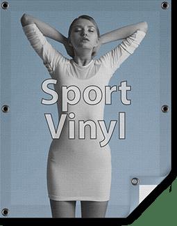 Sport Vinyl Banner