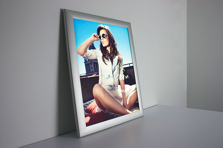 Thin LED Panel Light Box