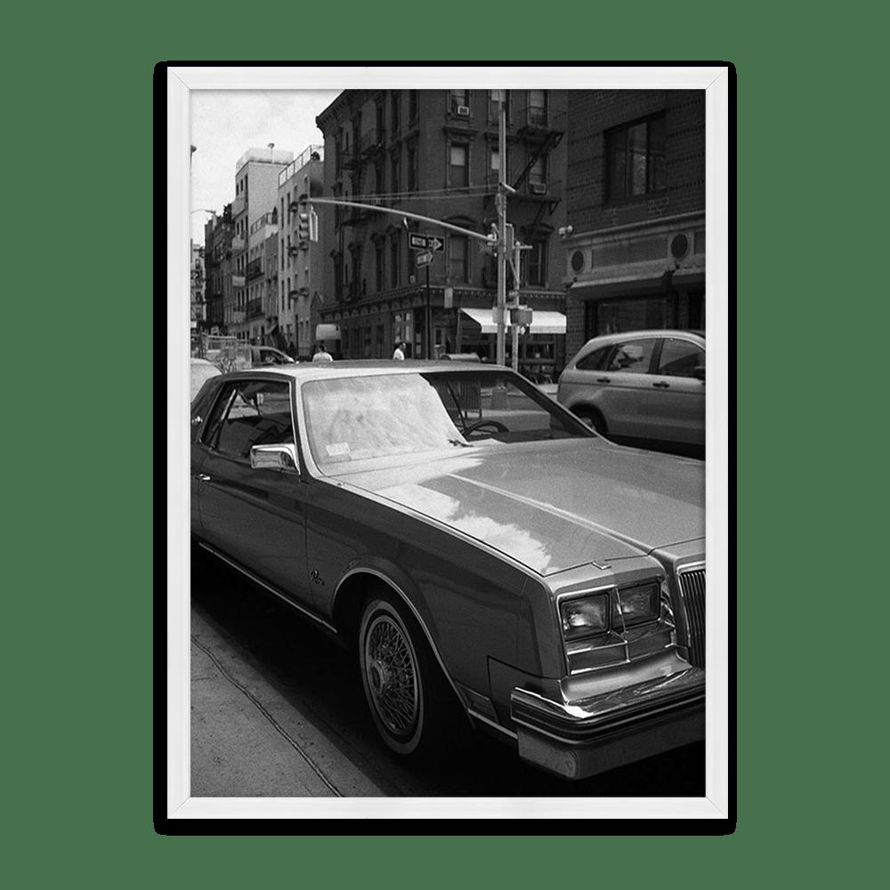 Framed Printed Photography for Interior Design