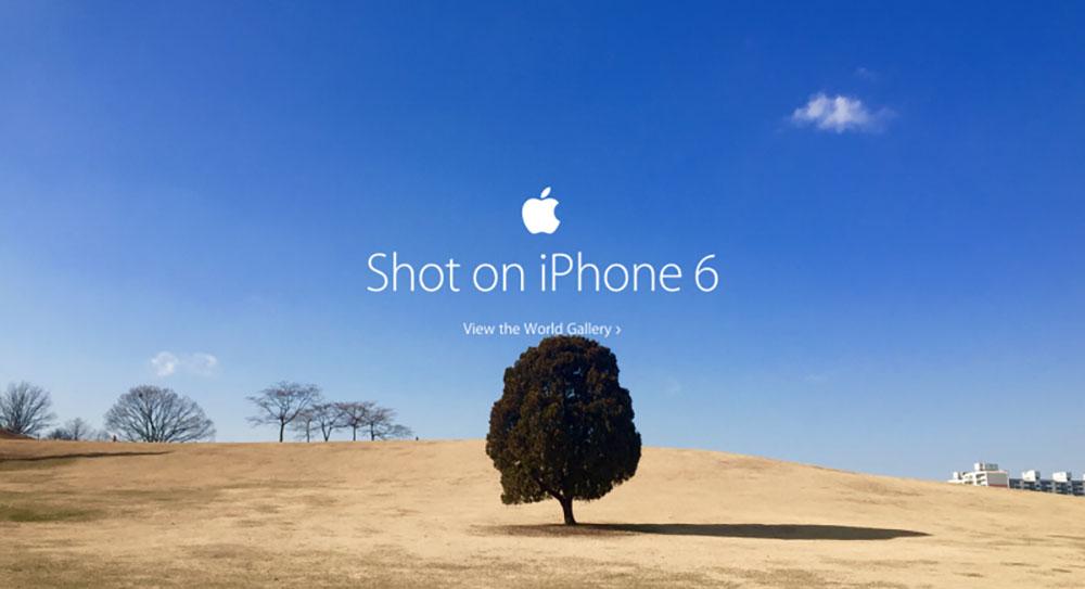 Apple iphone 6 world gallery