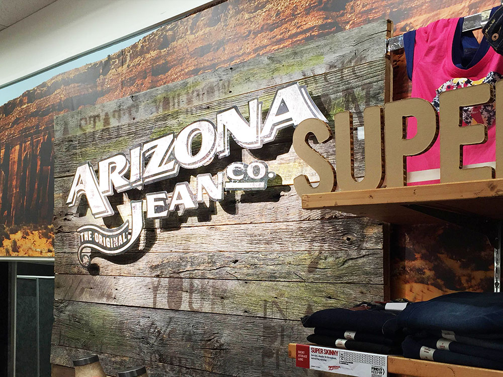 Contour Cut Falconboard Substrate Arizona Jean Co.