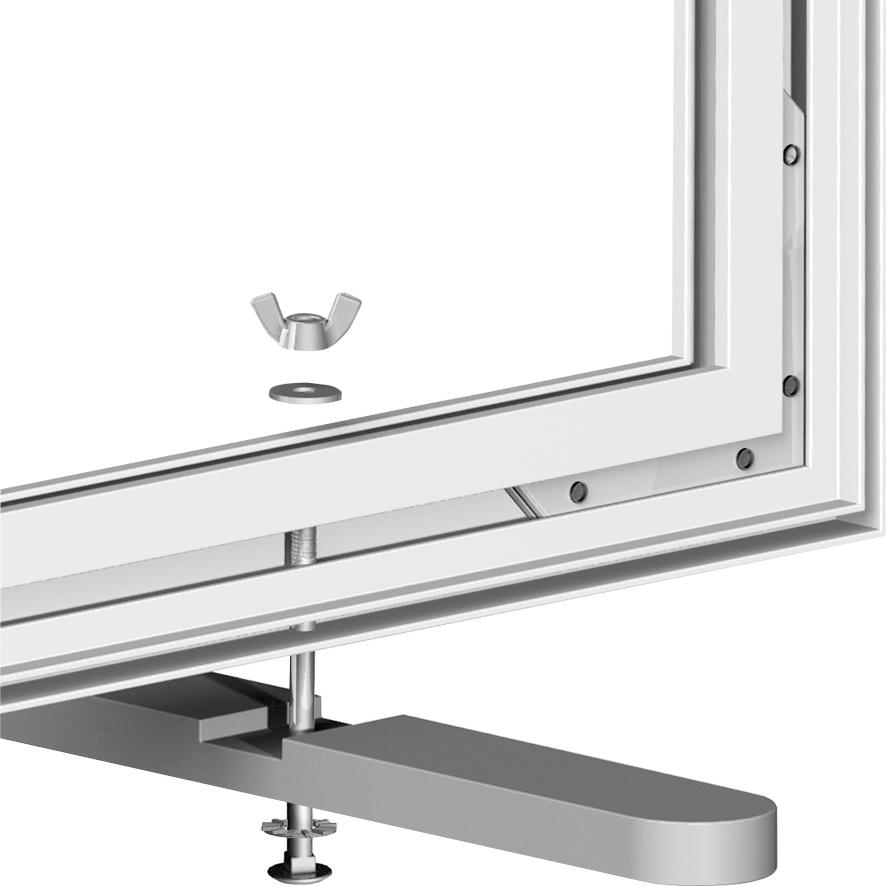 SEG Fabric Frame frames freestanding accessories framing system profile Visuals Silicone Graphics Merchandising Visual Design Marketing Advertising