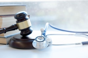 medical malpractice lawyer pikesville
