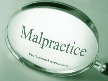 medical malpractice attorney in Baltimore County