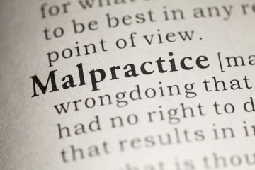 medical malpractice lawyer in Baltimore County