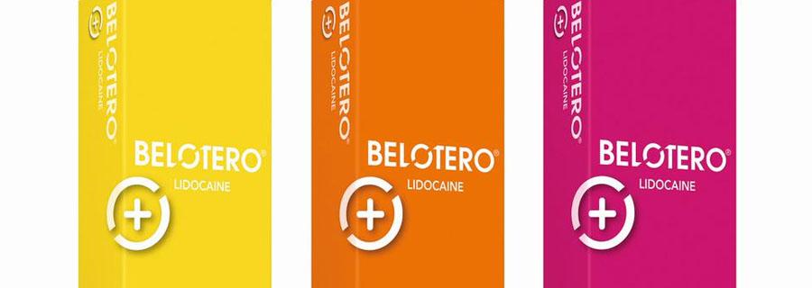 Belotero range of lip fillers