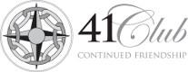41 Club logo