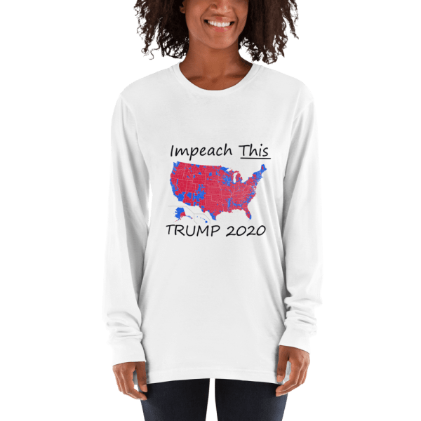 Long sleeve t-shirt TRUMP 2020