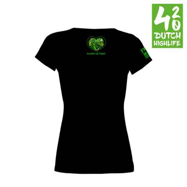 420 Dutch Highlife T-shirt