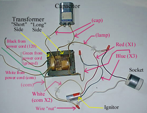 wiring diagram for metal halide ballast photocell wiring 400w metal halide ballast wiring diagram the wiring on wiring diagram for metal halide ballast