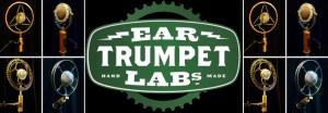startbild ear trumpet