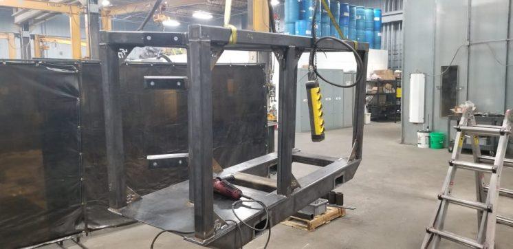 Mobile Welding