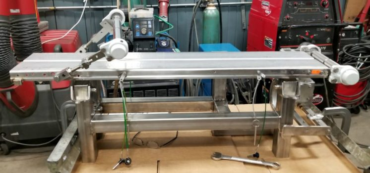 Quick Change Conveyor Modification