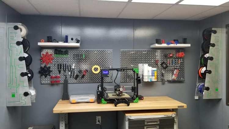 3D Printing Lab