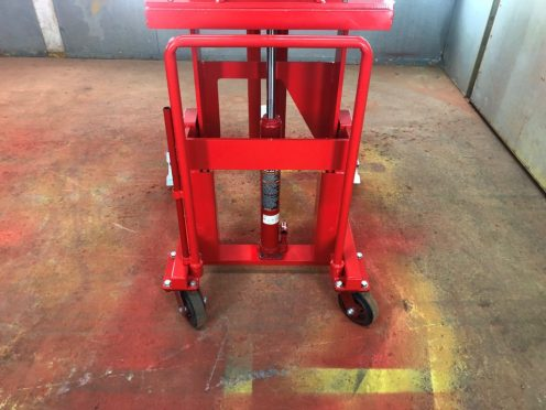 Falcon Main Landing Gear Removal Tool Front