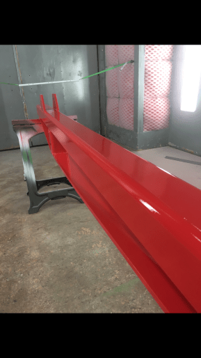 Jet Engine Lift/Hoist/Crane Paint