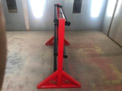 Stillman Valley Fire Department Weight Rack