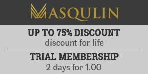 Masqulin Free Membership