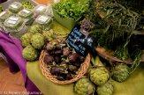 Eggplants and Artichokes