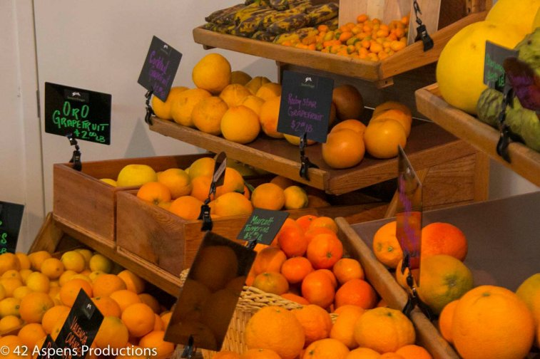 Oranges and Citrus, Downtown Summerlin Farmers Market