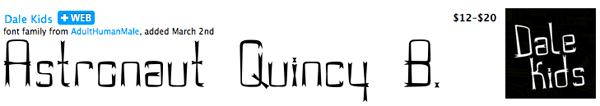 MyFonts Web Fonts
