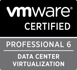 My VCP 6 Journey