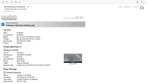 NAKIVO Screenshot Verification Email
