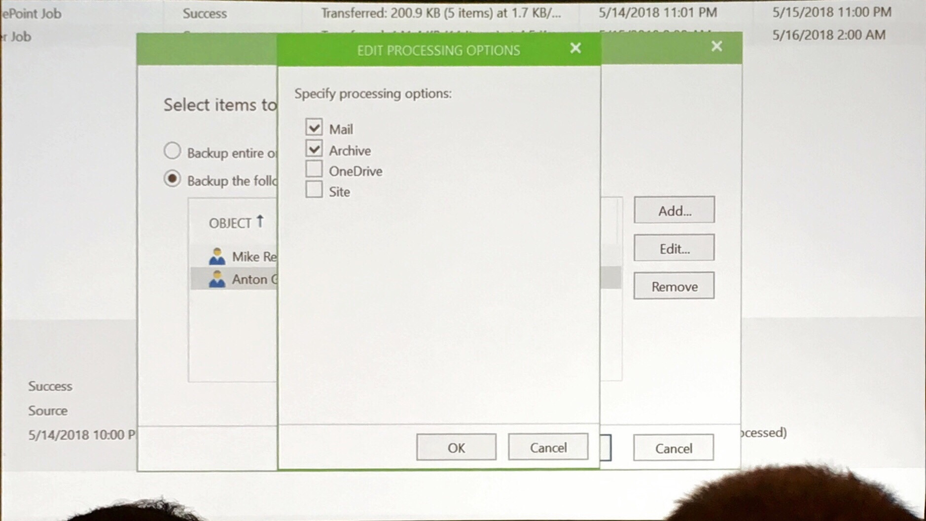 What's New with Veeam Backup for Office 365 - Matt That IT Guy