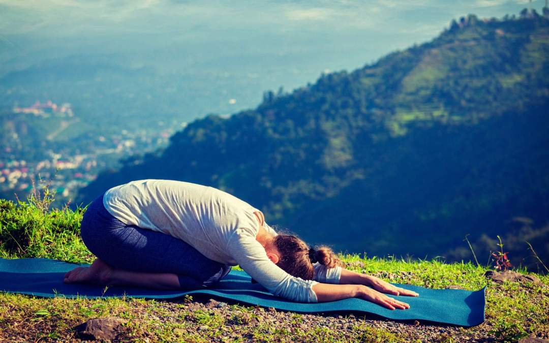 6 yoga poses to help lower blood pressure