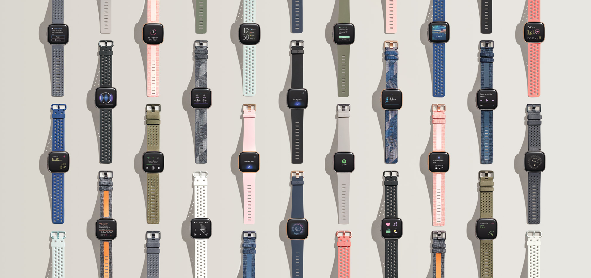 FitBit Versa 2 - Image provided by FitBit