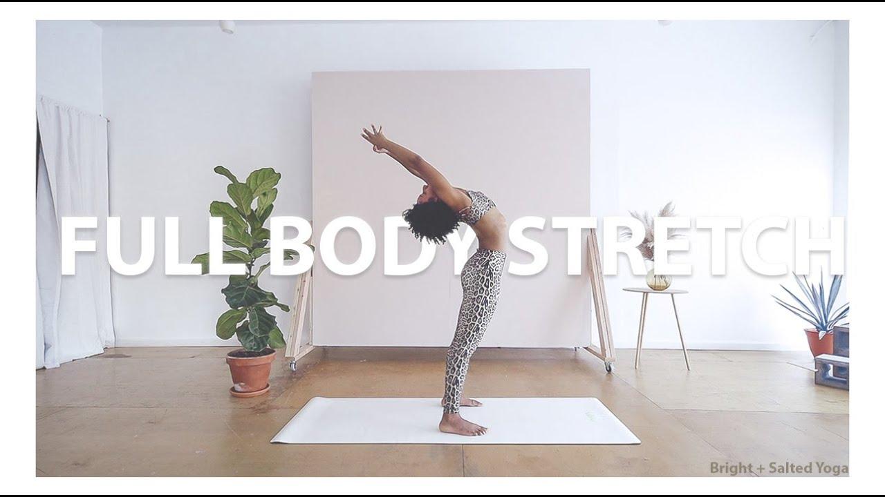 40 Min Yoga for a FULL BODY STRETCH! | *Beginner + Intermediate Friendly*