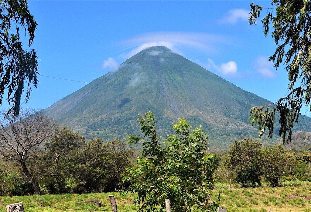Volcano on Ometepe