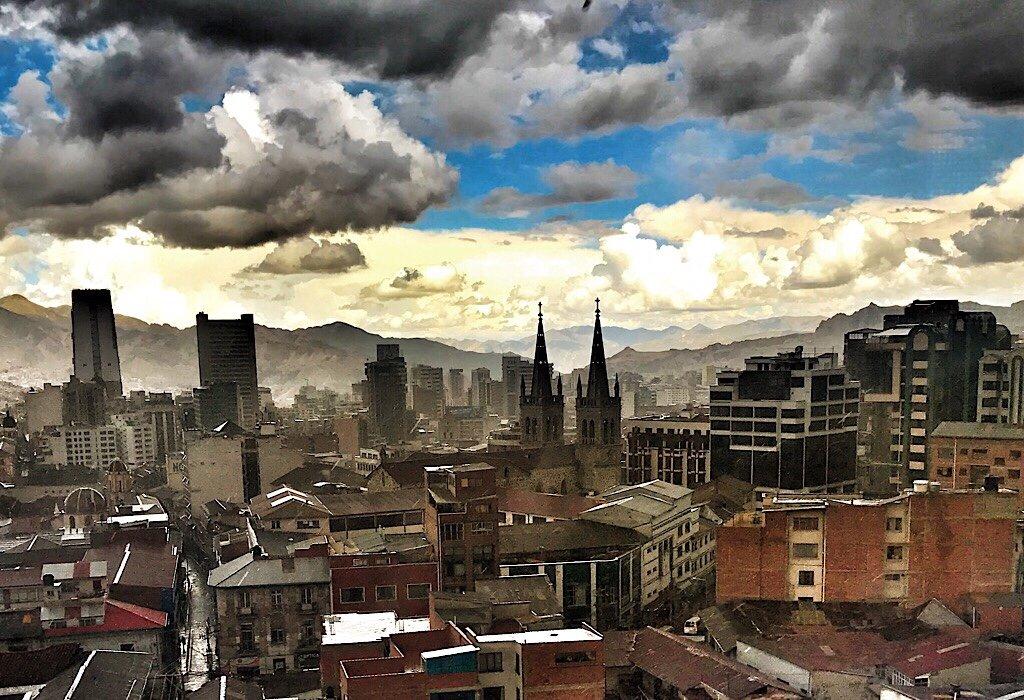 La Paz, City in the sky