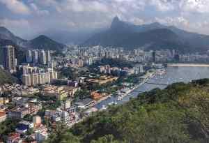 Rio de Janiero from Sugar Loaf