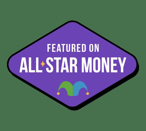 All Star Money Badge