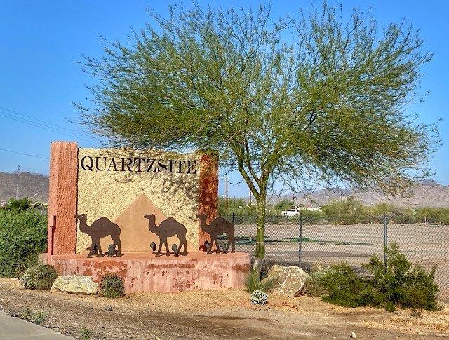 Quartzsite, Arizona
