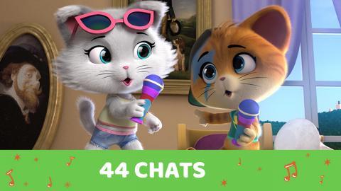 Chanson Quot 44 Chats Quot Musique 44 Chats